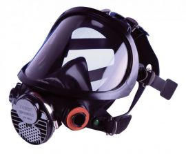 3M Kras- en stootvast Volgelaatsmasker