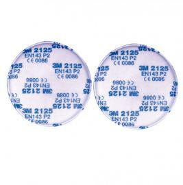 3M stofdeeltjesfilter tegen vaste en vloeibare deeltjes 2125