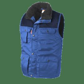 WorkMan Beaver Bi-color Bodywarmer