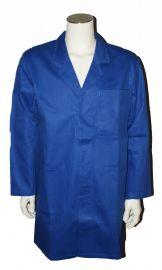 Boss Korenblauw 100% katoenen stofjas