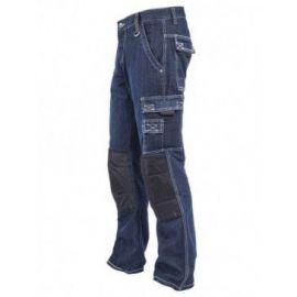 Bram Paris spijkerbroek, met kniebescherming model Sander A82