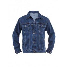Brams Paris denim jacket type Elton