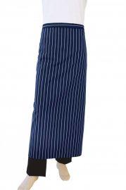 Chaud Devant Blauw stripe sloof