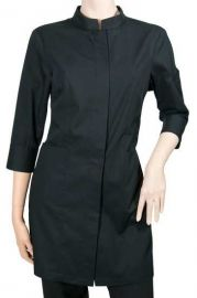 Chaud Devant Dames stretch sleeve serveerjas