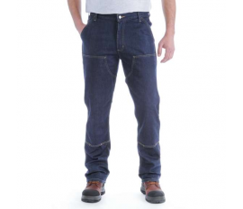 Carhartt Rugged Flex Double Front Dungaree Jeans