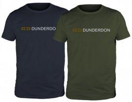 Dunderdon T4 T-shirt met logo