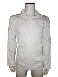 Boss polyester/katoenen Food sweater
