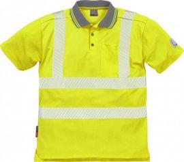 Fristads 7406 Hi-vis Poloshirt