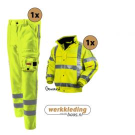 Kledingpakket Workman visibility EN471 RWS (Basic pakket)
