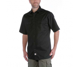 Carhartt Rugged Professional Short-Sleeve Work Shirt